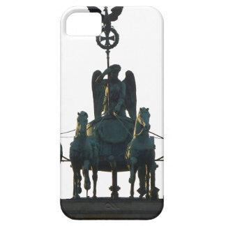 BERLIN Quadriga at Brandenburg Gate Case For The iPhone 5