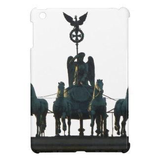 BERLIN Quadriga at Brandenburg Gate iPad Mini Covers
