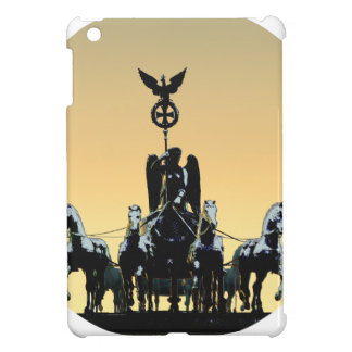 Berlin Quadriga Brandenburg Gate 002.1 rd Case For The iPad Mini