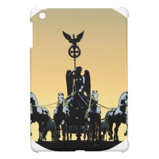 Berlin Quadriga Brandenburg Gate 002.1 rd Case For The iPad Mini