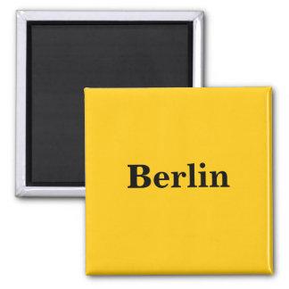 Berlin sign gold - Gleb - magnet