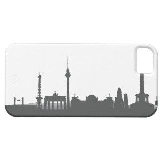 Berlin skyline iPhone 5 sleeve/Case iPhone 5 Cases