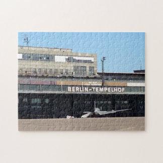 Berlin Tempelhof Airport Puzzle