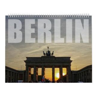 Berlin, the capital of Germany Calendar