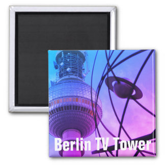 BERLIN TV TOWER 001.F.02.1, Alex Square Magnet