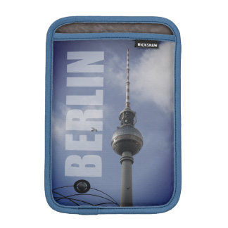 BERLIN TV Tower 002.F.02.3 iPad Mini Sleeve