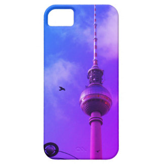 Berlin TV Tower 002.F.02 (Berliner Fernsehturm) iPhone 5 Covers