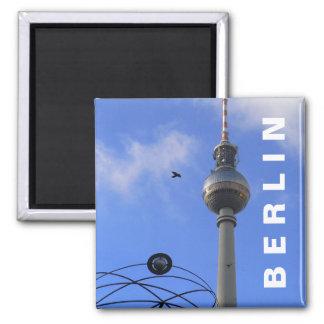 Berlin TV Tower (Berliner Fernsehturm) Magnet