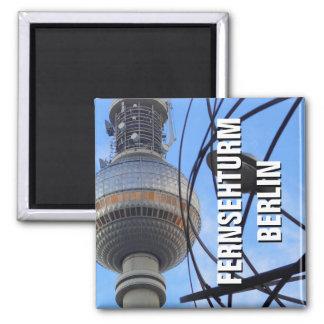 BERLIN TV TOWER, Berliner Fernsehturm Magnet