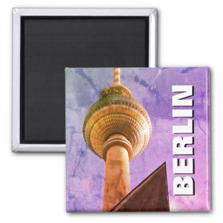 Berlin TV Tower Magnet