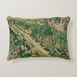 Berlin, Unter den Linden, 1922 Accent Pillow