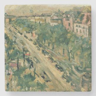 Berlin, Unter den Linden, 1922 Stone Coaster