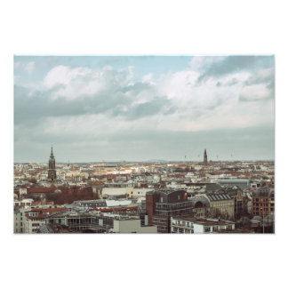 Berlin Urban Landscape Photograph