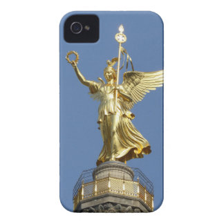 Berlin, Victory-Column 002.01 iPhone 4 Case-Mate Cases