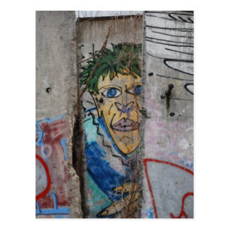 Berlin Wall Art - Berlin, Germany Postcard