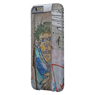 Berlin Wall graffiti art Barely There iPhone 6 Case