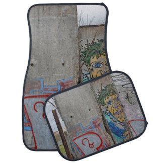 Berlin Wall graffiti art Car Liners