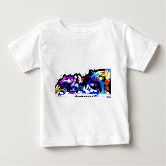 berlin-wall-graffiti-largest22 baby T-Shirt