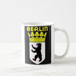 Berlin White Mug