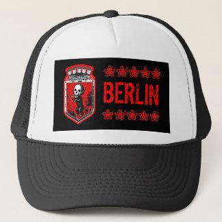 BERLIN ZOMBIE BEAR TRUCKER HAT