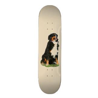 Bermese Mountain dog Skate Decks