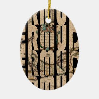 bermuda1662 1 ceramic ornament
