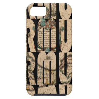 bermuda1662 1 iPhone 5 cover