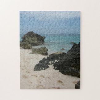 Bermuda Beach Jigsaw Puzzle