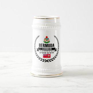 Bermuda Beer Stein