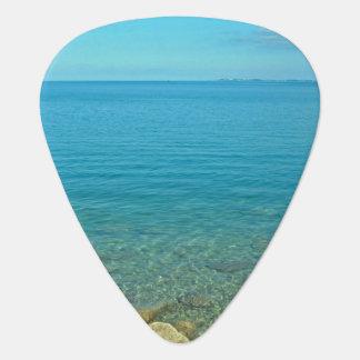 Bermuda Blue Green Waters Pick