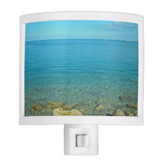 Bermuda Blue Green Waters Nite Lites