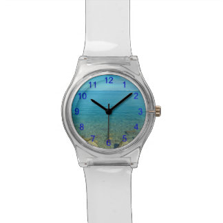 Bermuda Blue Green Waters Wristwatches
