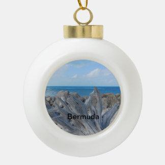 Bermuda Christmas Tree Ornament
