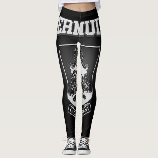 Bermuda Coat of Arms Leggings