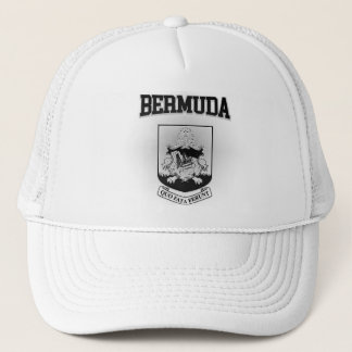Bermuda Coat of Arms Trucker Hat