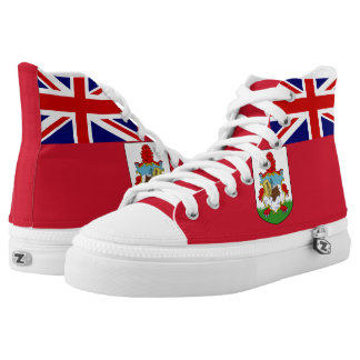 Bermuda Flag High Tops
