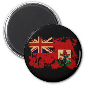 Bermuda Flag Magnet