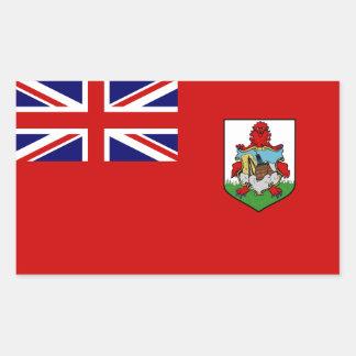 Bermuda Flag Sticker