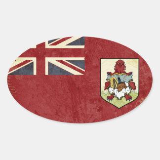 Bermuda Flag Stickers