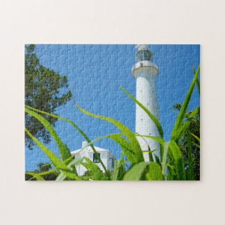 Bermuda - Gibbs Lighthouse Jigsaw Puzzle