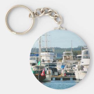 Bermuda Harbor keychain