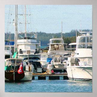 Bermuda Harbor print