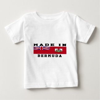 Bermuda Made In Designs Baby T-Shirt