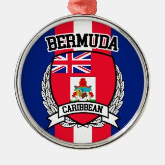 Bermuda Metal Ornament