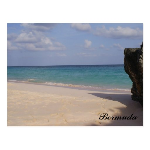 Bermuda Paradise Post Card