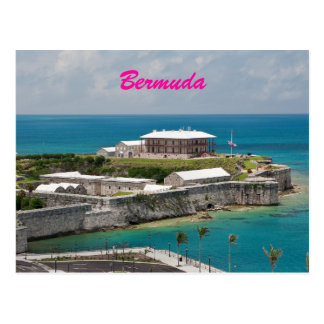 Bermuda Royal Naval Shipyard Postcard