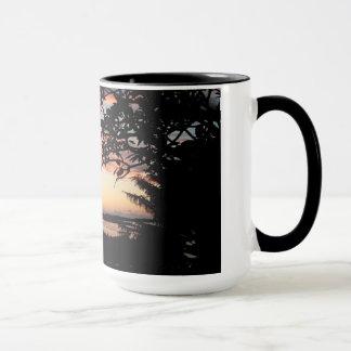 Bermuda Sunset Great Sound Mug