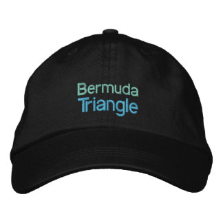 BERMUDA TRIANGLE cap