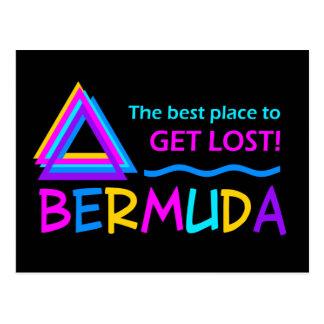 BERMUDA TRIANGLE postcard - customize
