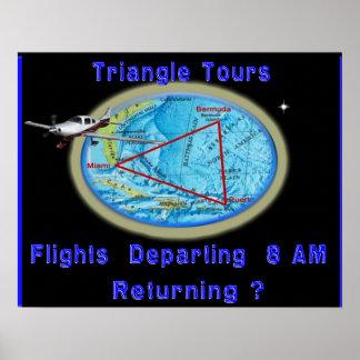 Bermuda Triangle poster